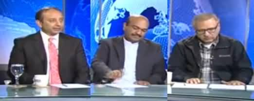 Nadeem Malik Live (Panama Case, NA-110 Verdict) – 10th November 2016