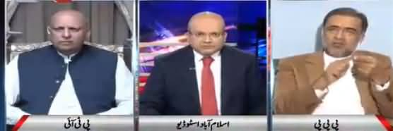 Nadeem Malik Live (Pervez Musharraf Case) - 19th March 201