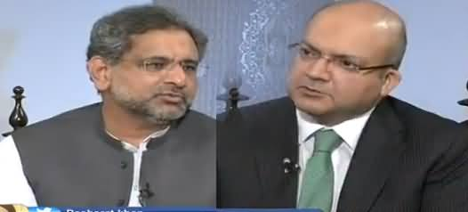 Nadeem Malik Live (PM Shahid Khaqan Abbasi Exclusive Interview) - 12th April 2018