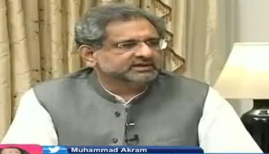 Nadeem Malik Live (PM Shahid Khaqan Abbasi Exclusive Interview) - 23rd May 2018