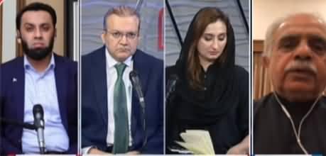 Nadeem Malik Live (Political Tension Increasing) - 8th October 2020