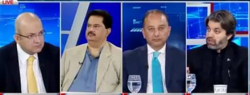 Nadeem Malik Live (Power Plants Ke Audit Ka Faisla) - 16th October 2018