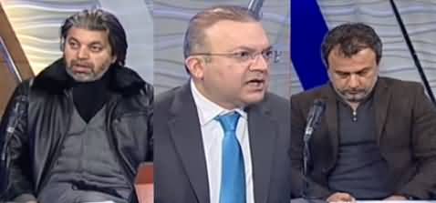 Nadeem Malik Live (PTI Foreign Funding Case) - 18th January 2020