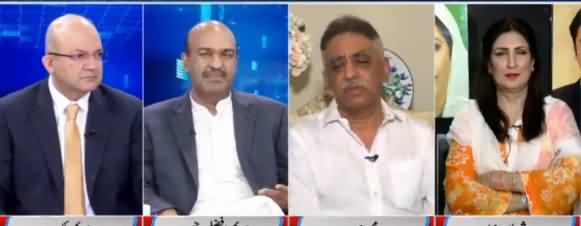 Nadeem Malik Live (PTI Govt's Amnesty Scheme) - 8th April 2019