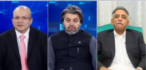 Nadeem Malik Live (Rana Sanaullah Arrest, PMLN Members Meet Imran Khan) - 1st July 2019