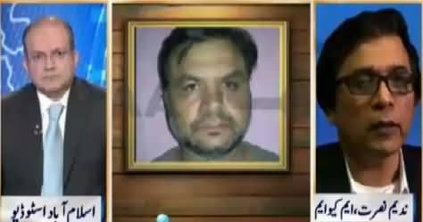 Nadeem Malik Live (RAW Agents Revelations About MQM) – 22nd September 2015