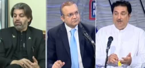 Nadeem Malik Live (Ring Road Corruption Scandal) - 18th May 2021