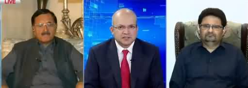 Nadeem Malik Live (Saad Rafique Ki Zamanat Manzoor) - 15th October 2018