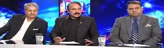 Nadeem Malik Live (Shahbaz Sharif Ki NAB Mein Paishi) - 22nd January 2018