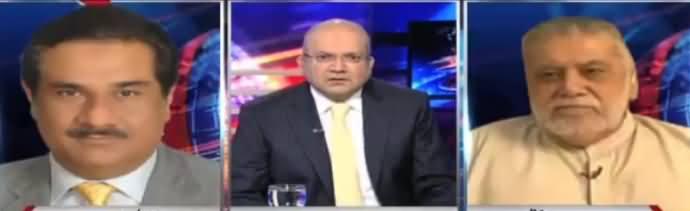 Nadeem Malik Live (Shahbaz Sharif Vs Imran Khan) - 21st December 2017