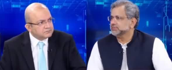 Nadeem Malik Live (Shahid Khaqan Abbasi Exclusive Interview) - 20th May 2019