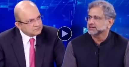 Nadeem Malik Live (Shahid Khaqan Abbasi Exclusive Interview) - 26th March 2019