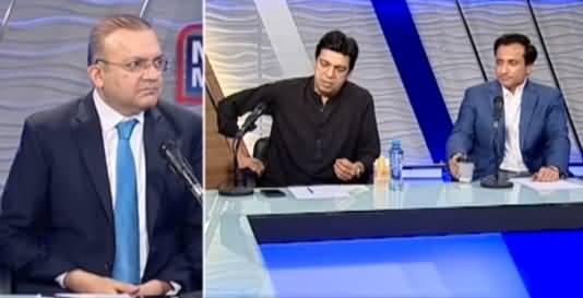 Nadeem Malik Live (Shahzad Akbar Active To Bring Back Nawaz Sharif) - 25th May 2021