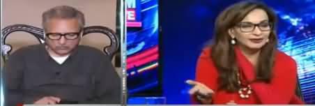 Nadeem Malik Live (Sharif Family Ki Judiciary Per Tanqeed) - 19th February 2018