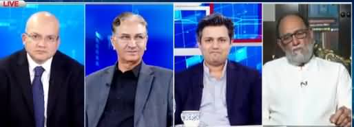 Nadeem Malik Live (Shehzad Akbar Claims) - 12th November 2018