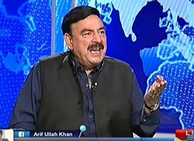 Nadeem Malik Live (Sheikh Rasheed Ahmad Exclusive Interview) - 21st September 2016