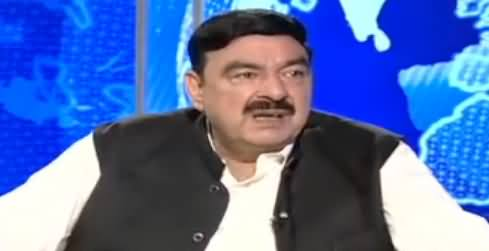 Nadeem Malik Live (Sheikh Rasheed Ahmad Exclusive Interview) - 24th May 2017