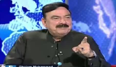 Nadeem Malik Live (Sheikh Rasheed Ahmad Exclusive Interview) – 6th October 2015