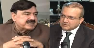 Nadeem Malik Live (Sheikh Rasheed Exclusive Interview) - 19th August 2020