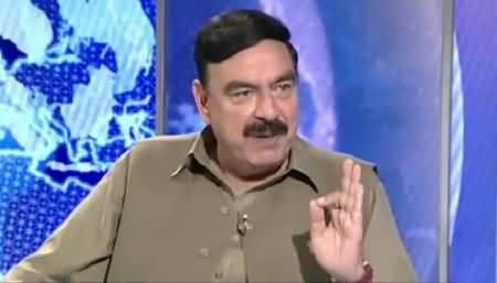 Nadeem Malik Live (Sheikh Rasheed Exclusive Interview) – 7th September 2015