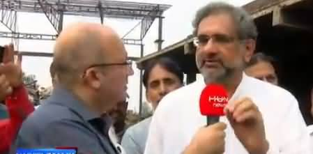 Nadeem Malik Live (Special Show From NA-124) - 10th October 2018