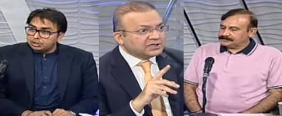 Nadeem Malik Live (Sugar Prices Uncontrolled) - 5th April 2021
