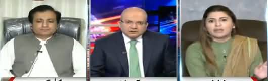 Nadeem Malik Live (Supreme Court Ka Bara Faisla) - 21st February 2018