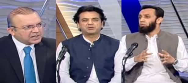 Nadeem Malik Live (Terrorism in Lahore, Other Issues) - 23rd June 2021