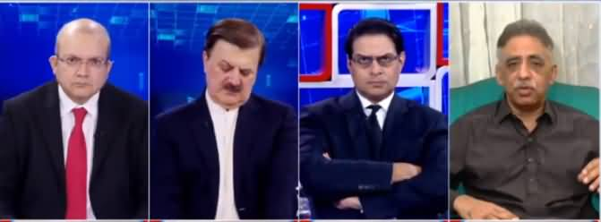 Nadeem Malik Live (Video Scandal, Maryam's Politics) - 9th July 2019