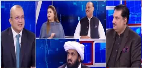 Nadeem Malik Live (Wafaq Aur Sindh Aamne Samne) - 17th September 2019