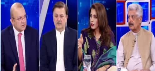 Nadeem Malik Live (Wafaq Aur Sindh Ki Larai) - 16th September 2019