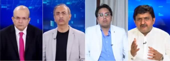 Nadeem Malik Live (Wazir e Azam Ne Mehngai Ka Notice Le Lia) - 27th June 2019