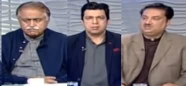 Nadeem Malik Live (What Is the Future of Azadi March) - 6th November 2019