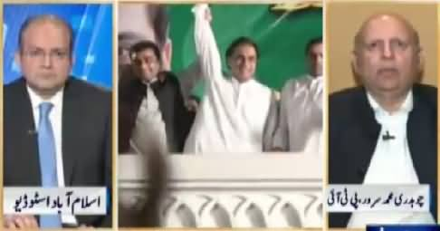 Nadeem Malik Live (What Is The Future of PTI) – 12th October 2015
