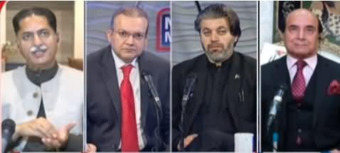 Nadeem Malik Live (What Is The Narrative of PDM?) - 11th November 2020