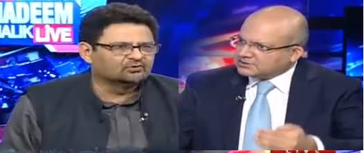 Nadeem Malik Live (What PMLN Did For Poor) - 5th April 2018