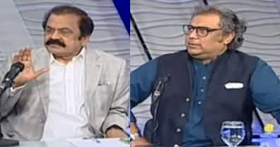 Nadeem Malik Live (Who Arrested Captain (R) Safdar) - 19th October 2020