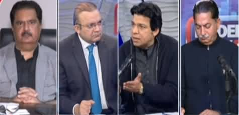 Nadeem Malik Live (Who Is Dragging Army Into Politics) - 12th January 2021