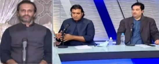 Nadeem Malik Live (Will PMLN Challenge NAB Ordinance) - 7th October 2021