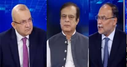Nadeem Malik Live (Will PPP, PMLN Join Azadi March?) - 25th September 2019