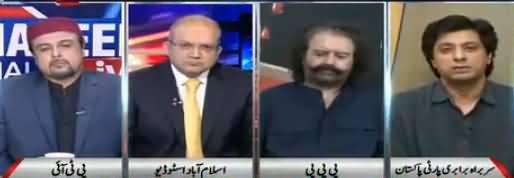 Nadeem Malik Live (Will PTI Fulfill Its Promises After Win) - 18th June 2018