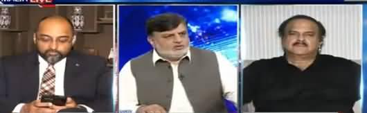 Nadeem Malik Live (Zardari Imran Ittehad Kamyab) - 13th March 2018