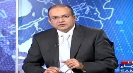 Nadeem Malik Response On Nawaz Sharif Speech