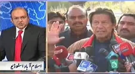 Nadeem Malik Views on Faisalabad Incident and Killing of PTI Worker