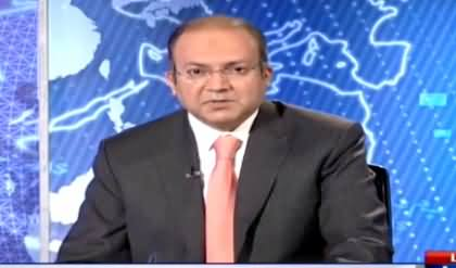 Nadeem Malik Views on SSP Rao Anwar's Press Conference Against MQM