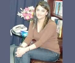 Nadia Gabol Left the MQM - An Army Operation Should Be Conducted in Karachi - Nadia Gabol