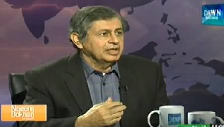Naeem Bokhari Ke Saath (Wasim Bari Interview) – 26th December 2014