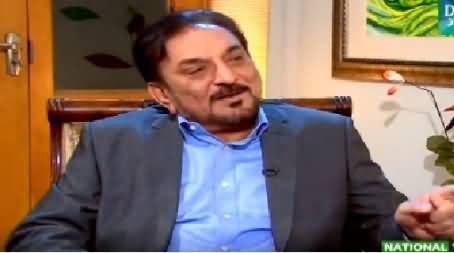 Naeem Bokhari Ke Saath (Achor Abid Ali Special Interview) – 21st February 2015