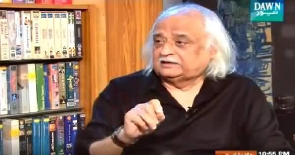 Naeem Bokhari Ke Saath (Anwar Maqsood Exclusive Interview) – 22nd February 2015