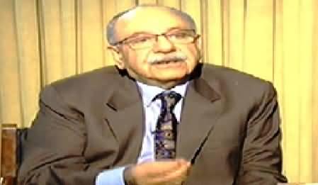 Naeem Bokhari Ke Saath (Arshad Mehmood Exclusive Interview) - 2nd January 2015